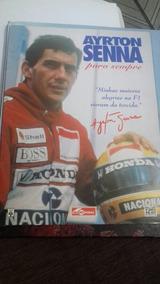 Revista Ayrton Senna Para Sempre