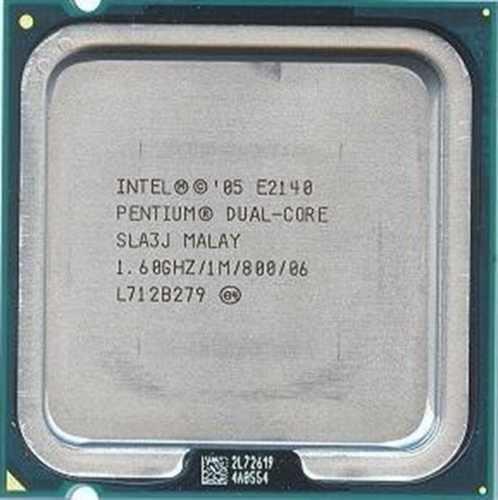 Processador Intel Dual Core 1.6ghz/1m/800/06 E2140