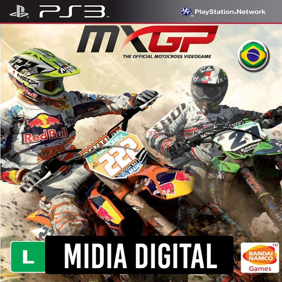 Ps3 - Mxgp The Official Motocross Portugues