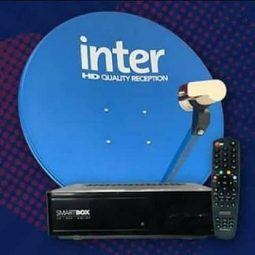 Kit Tv Inter Satelital