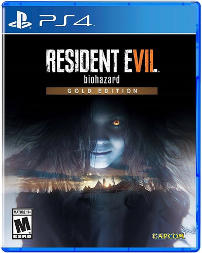 Resident Evil 7 Gold Edition Playstation 4 Ps4 Juego Sellado