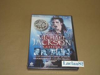 Michael Jackson La Leyenda 2009 Dvd Nuevo