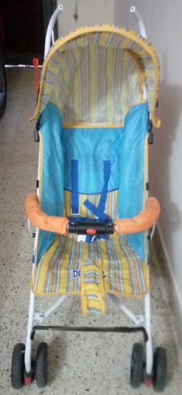 Coche De Bebé Paraguita Bebesit Quartino 1063 Barral Capota