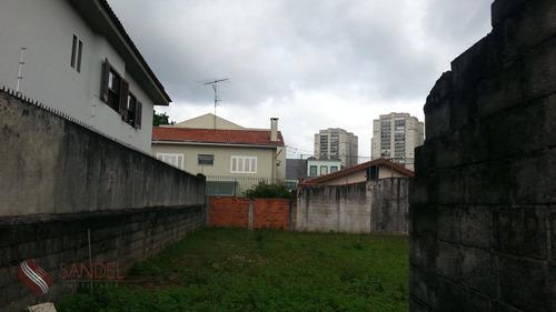 Amplo Terreno Residencial, Jardim Umuarama, São Paulo - Te0005. - Te0005