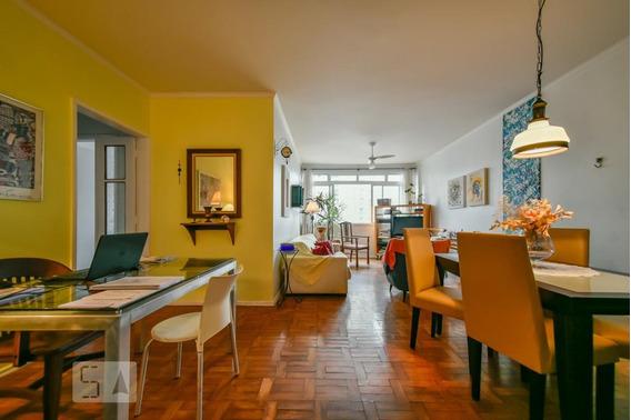 Apartamento Para Aluguel - Consolação, 3 Quartos, 100 - 892971058