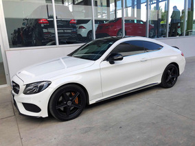 Mercedes-benz Clase C 2.0 250 Cgi Coupe At 2017