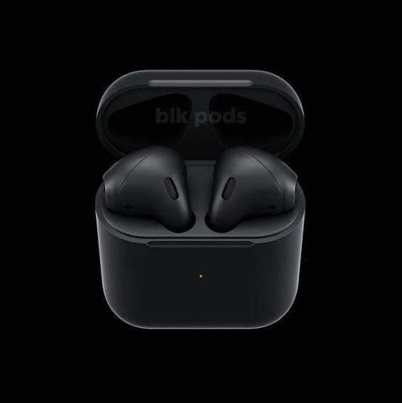 Fone Bluetooth Blk Pods 2 (AirPods Preto) I200