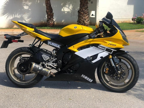 Moto Deportiva Yamaha Yzf R6 2008