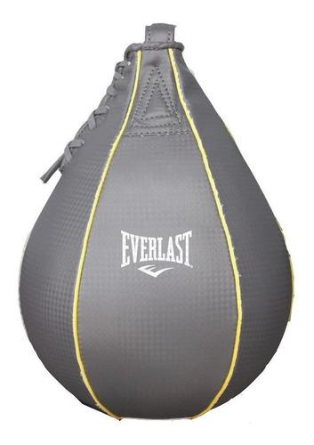 Pera Everlast Punching Speed Bag Boxeo Profesional El Rey