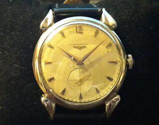 Reloj Longines Unico, De Coleccion .