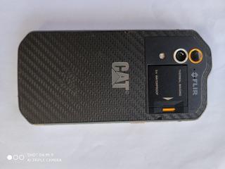 Celular Caterpilar Mod S60 Com Defeito..p/ Retirada De Peças