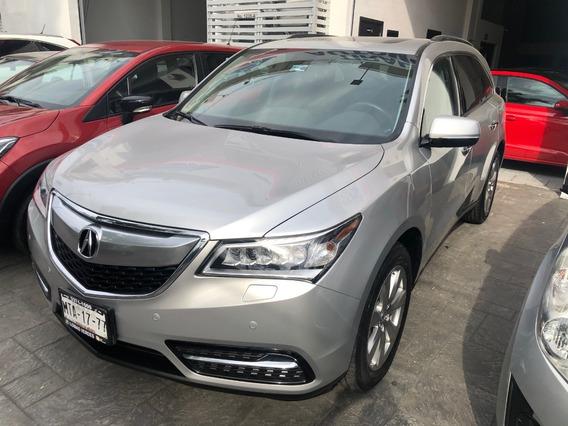 Acura Mdx 2014 3.6 At Piel Pantalla Quemacocos