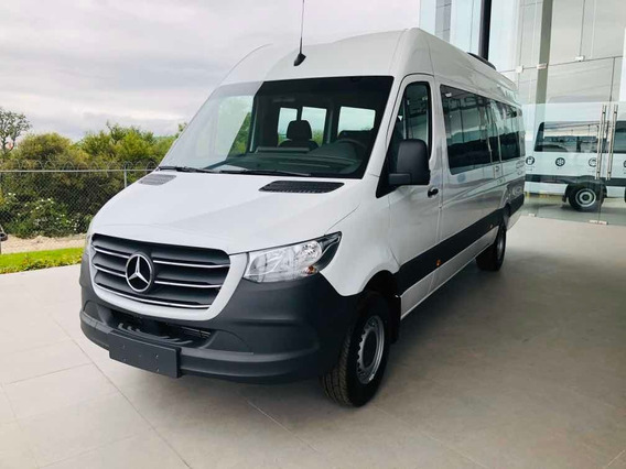 Mercedes Benz Sprinter 516 Extra Larga Automática