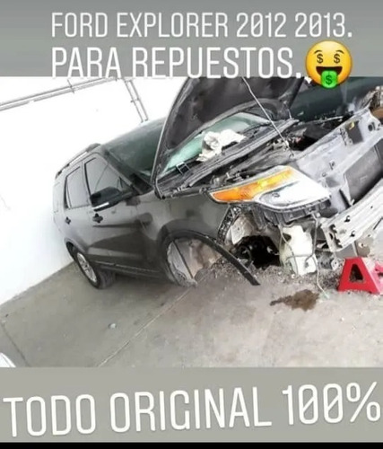 Repuestos Ford Explorer 2012/2016