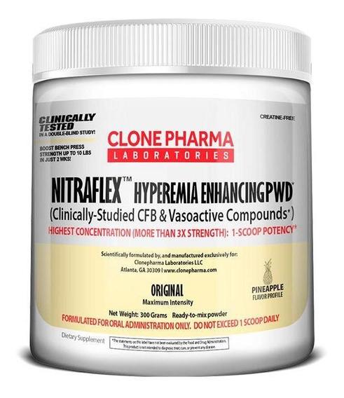 Nitraflex (300g) Clone Pharma