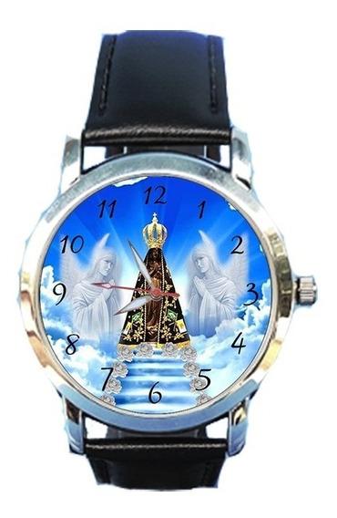 Relógio Nossa Senhora Aparecida Padroeira Mãe Maria Católica