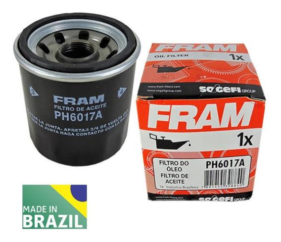 Filtro De Óleo Fram Ph6017a Hornet Cb500 Nc700 Nc750 Cbr600