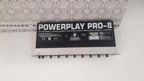 Powerplay Behringer Ha8000