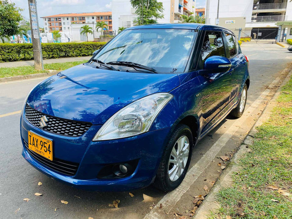 Suzuki Swift Live