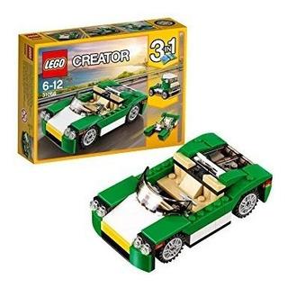 Creator Green Cruiser Int 31056 Original Lego