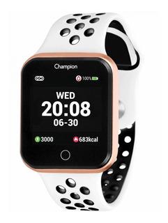 Relógio De Pulso Smartwatch Champion Ch50006w