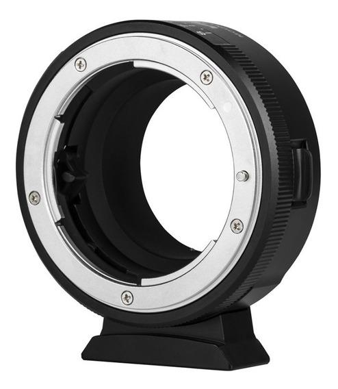 Viltrox Nf -fx1 Adaptador Monte Lente Foco Manual Para Nikon