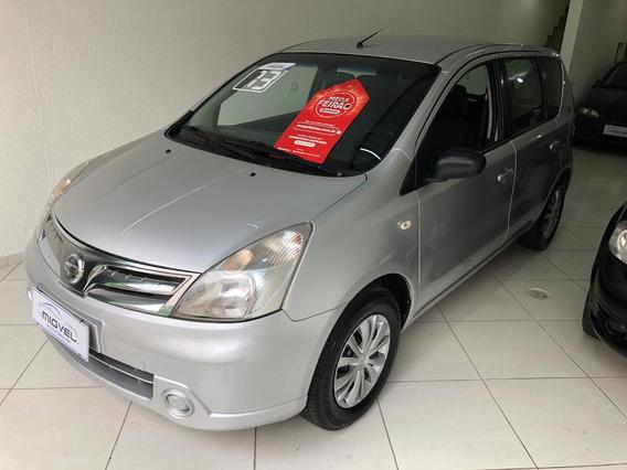 Nissan Livina 1.6 Flex 2013 Porta Malas Grande