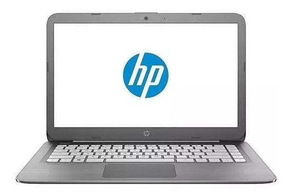 Notebook Hp Intel Dual Core 4gb 32gb 14 Pol - Barato