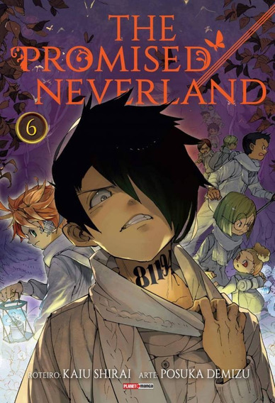 The Promised Neverland - Vol. 06