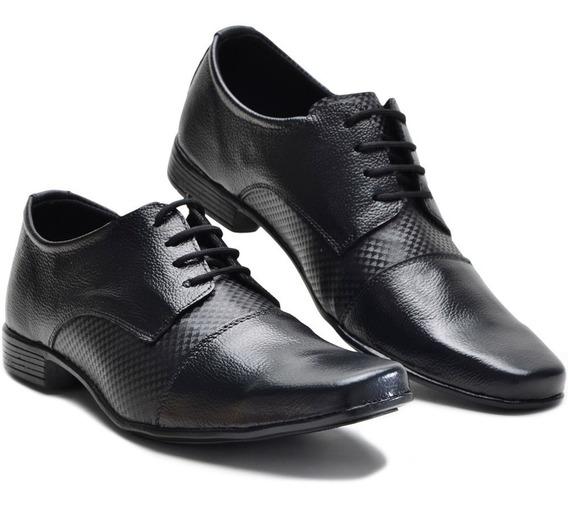 Sapato Masculino Esporte Fino Social Em Couro Vários Modelos