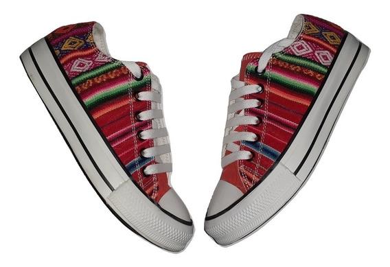 Zapatillas De Aguayo Cada Una Unica!!! Tipo John Foos
