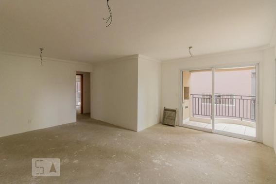 Apartamento No 1º Andar Com 3 Dormitórios E 2 Garagens - Id: 892996764 - 296764