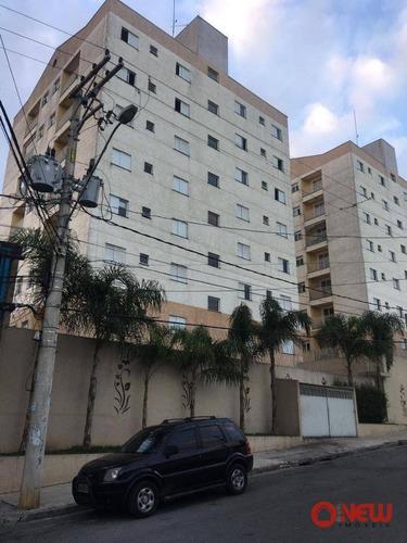 Apartamento À Venda, 49 M² Por R$ 230.000,00 - Cidade Parque Alvorada - Guarulhos/sp - Ap2032