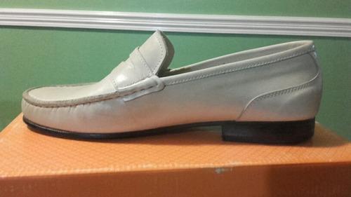 006441a7 Zapatos Nro 44 Hombre Vestir - Mocasines y Oxfords Blanco en Mercado ...
