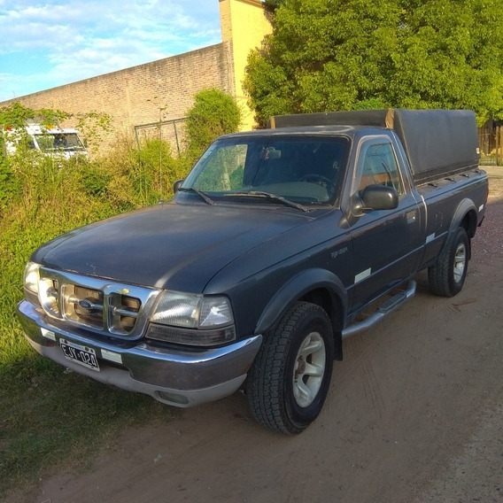 Ford Ranger 2.8 Xl I Sc 4x2 Plus L04 2004