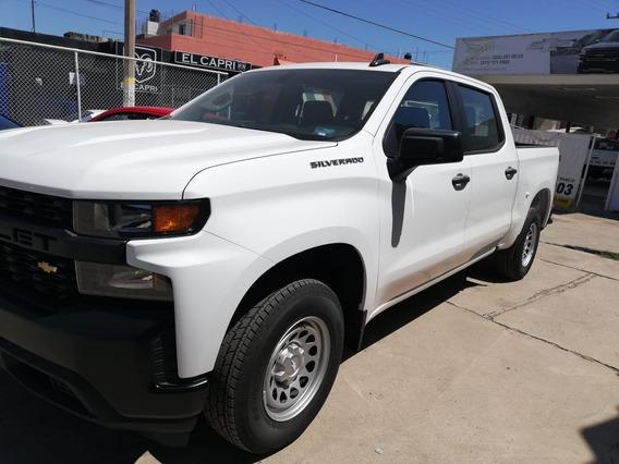 Chevrolet Silverado 2019 Doble Cabina