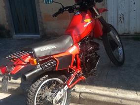 Honda Xl250.1983