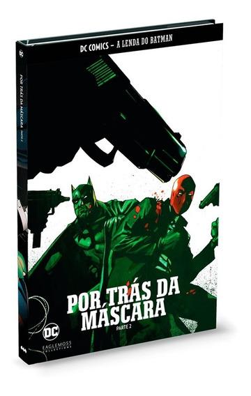 Coleção Hq Graphic Novels A Lenda Do Batman 12