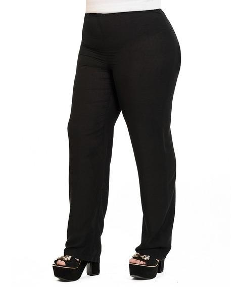 Pantalón Portofem De Fibrana C/elastico