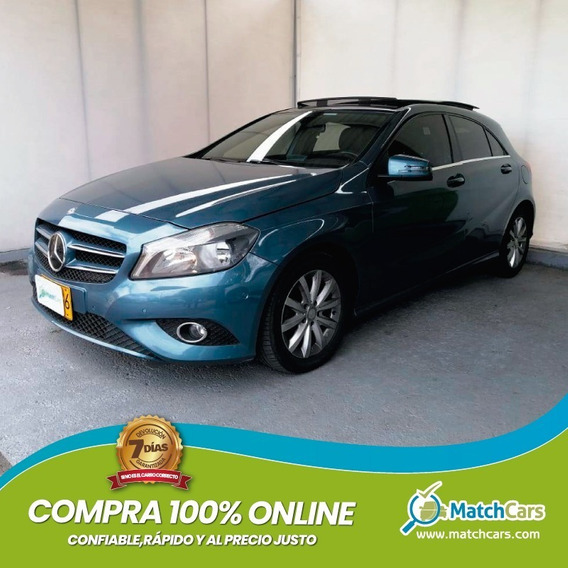 Mercedes Benz A200 Hatchback 2013 1.7