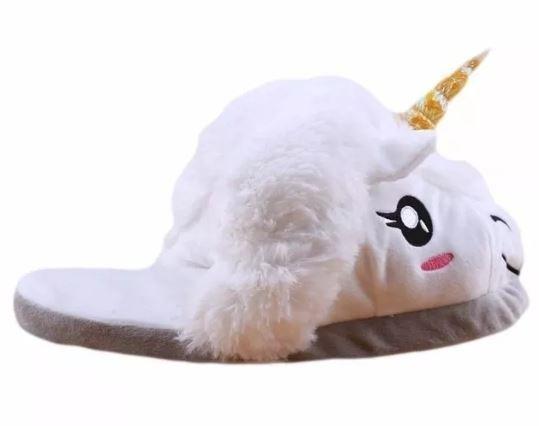 Pantuflas Unicornio Usa Importadas Hermosas!!!