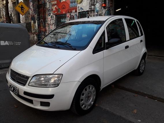 Fiat Idea 1.4 Elx Mp3 2010