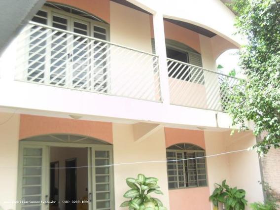 Casa Para Venda Em Pirapozinho, Vila São Francisco - 10160_1-627672