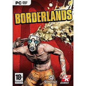 Borderlands Pc Mídia Física Novo Lacrado