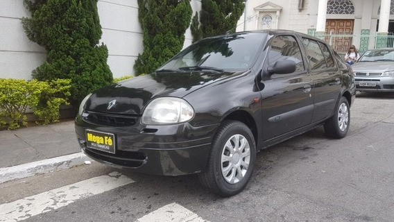 Clio Sedan 1.0 Rn Sedan 16v Gasolina 4p Manual