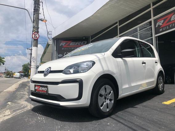 Volkswagen Up 2018 Completo 1.0 Flex 34.000 Km Revisado