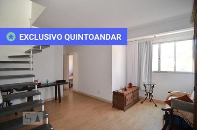 Apartamento No 5º Andar Mobiliado Com 3 Dormitórios E 2 Garagens - Id: 892935722 - 235722
