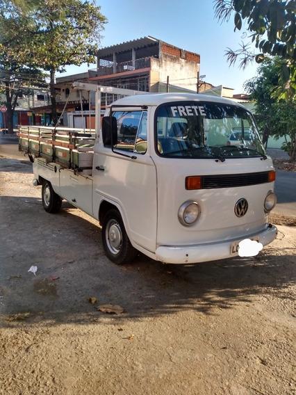 Volkswagen Kombi 2000 1.6 2p Gasolina