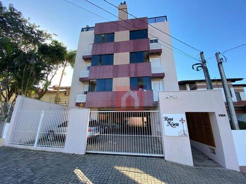 Cobertura Com 3 Dormitórios À Venda, 93 M² Por R$ 747.300,00 - Universitário - Santa Cruz Do Sul/rs - Co0019