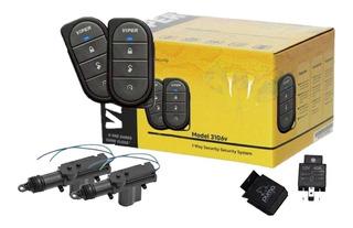 Alarma Viper 3106v Con 2 Seguros Electricos + 2 Relevadores